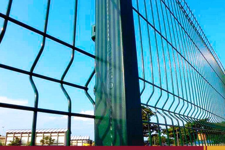 Postes de metal, concreto ou madeira: qual é o mais adequado para cada tipo de cerca?