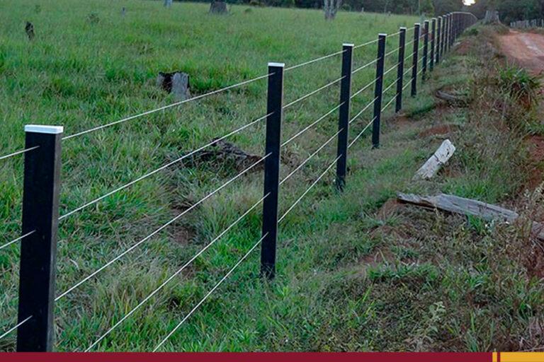 Arame para cerca elétrica: conheça as opções ideais para fazer a sua!