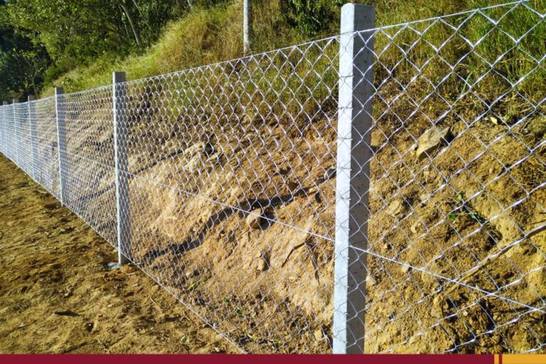 Tela de alambrado galvanizada: 4 motivos para contar com este modelo na sua agropecuária!