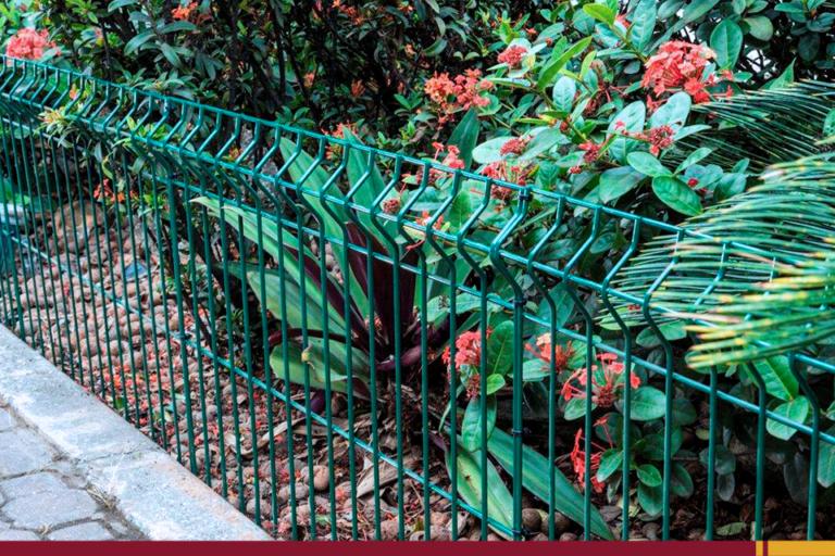 3 motivos para você investir em uma tela para jardim!